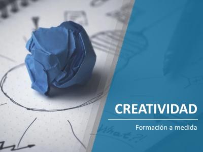 Formación creatividad
